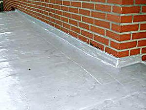 Flachdach Selber Streichen Abdichten Sanieren Flachdachbeschichtung